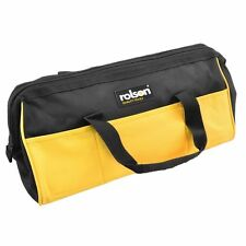 "18"" (455mm) Long 13 Pocket Durable Tool Bag - Rolson Builders tools carrying Bag"