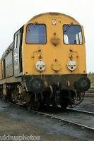 British Rail Class 20 20040 Westhouses 1st September 1979 Rail Photo