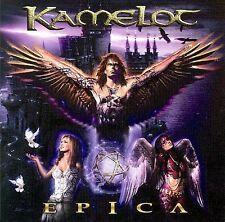 Epica by Kamelot (U.S.) (CD, Feb-2003, Noise (USA))