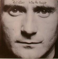 "Phil Collins - In The Airs Tonight - Atlantic Warner Company - 7 "" Singles"