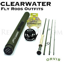 NEW - Orvis Clearwater 8wt 9ft Fly Rod Outfit 908-4 - FREE SHIPPING!