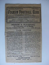 Fulham Home Teams F-K Football FA Cup Fixtures