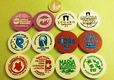 Set 6 ELECCIONES 2016 PUERTO RICO Politics Partido Politico BIG PESO size 1/200