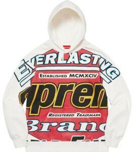 Supreme Everlasting Hooded Sweatshirt XL