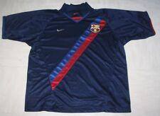 rare MAILLOT OFFICIEL NIKE )) FC BARCELONA / BARCA 2002/03 exterieur