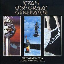 Van der Graaf Generator - First Generation [New CD]