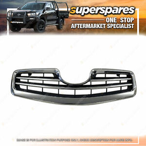 Superspares Front Grille for Toyota Yaris Hatchback NCP90 C 10/2005-07/2008
