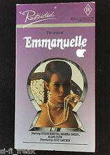 EMMANUELLE - VHS