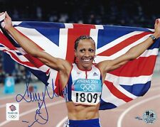 More details for kelly holmes - athletics - olympics - official team gb signed photo - aftal