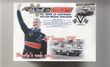 100 YEARS OF AUSTRALIAN MOTOR RACING PETER BROCK TRIBUTE COVER, LJ TORANA XU1