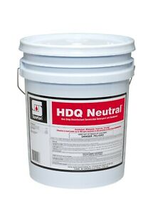 5 Gallon Spartan HDQ Neutral Germicidal Disinfectant