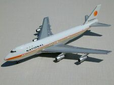 GEMINI JETS NATIONAL AIRLINES 747-135 1:400 SCALE DIECAST METAL MODEL