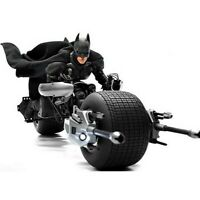 DC Batman Superhero Bat Motorbike Legoed Building Blocks Educational Toys Set