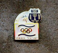 NOC Israel 2000 Sydney OLYMPIC Games Pin Enamel