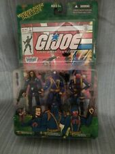 Gi joe Hasbro, comic book 3 pack issue 1, cobra troops pack, 2004