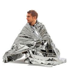 Outdoor Emergency Folding Tent Blanket Sleeping Bag Survival Camping Shelter