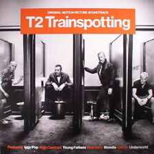 T2 Trainspotting Original Motion Picture Soundtrack 2017 UK vinyl 2-LP album NEW