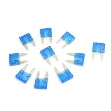 10 Stueck ATC Mini Blade Sicherungen KFZ Sicherung Flachsicherung 15A, Blau M IS