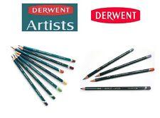 Derwent Artists Colour Pencils (Any 3 Pencils)
