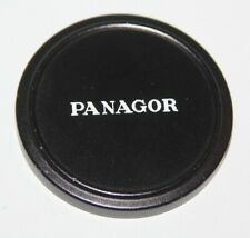 Panagor - Vintage 58mm Metal Slip-On Lens Cap - vgc
