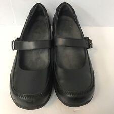 Dansko Shoes Maryjanes Women Size 39 US 8 Black Color