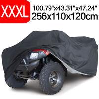 Camo ATV Abdeckung XXXL Abdeckplane Quadgarage für Kymco Maxxer 375i MXU 500 700