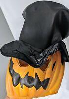 🎃 Paper Magic Group Mask Halloween Pumpkin Jack O Lantern Top Hat