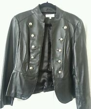 Leather Cropped Coats & Jackets NEXT for Women