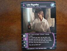 Star Wars TCG ESB Luke Skywalker kaartspellen K Verzamelingen