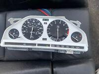 1987 - 1991 BMW E30 318i 325i VDO Speedometer Cluster 201851k Miles