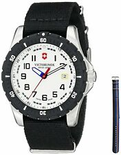 Victorinox Swiss Army Black Quartz Analog Men's Watch 241676.1