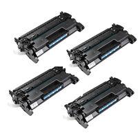 4 CF226X Toner Cartridge NON-OEM For HP 26X Pro M402n M402d MFP M426fdw M426fd