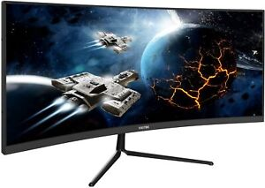 "VIOTEK GNV29CB 29"" Ultrawide Curved Gaming Monitor 120Hz 21:9 VA Panel FreeSync"