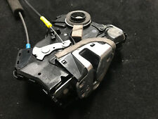 06-13 LEXUS IS250 IS350 IS F FRONT RIGHT PASSENGER DOOR LOCK ACTUATOR LATCH  OEM
