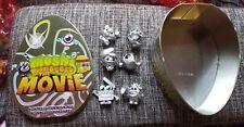 Silver Moshi Monster Movie moshlings and tin