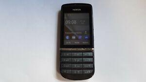 Nokia Asha 300 - Graphite (Unlocked) Smartphone RM-781