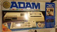 Vintage Adam Coleco Vision Family Computer System Original BOX w/ FOAM  UNTESTED