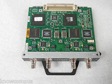 Refurbished Cisco PA-2T3+ 2-Port T3 Serial Port Adapter Enhanced 90 Day Warranty