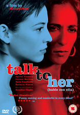 TALK TO HER (HABLE CON ELLA) - DVD - REGION 2 UK