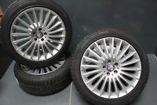 "GENUINE MERCEDES S-CLASS alloy wheels 19 "" W222 New Winter Wheels 245 45 R19 Top"