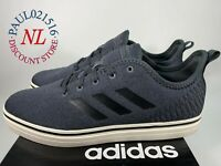 ADIDAS True Chill Men's Black White Skateboarding Sneaker Shoes ~ Pick Your Size