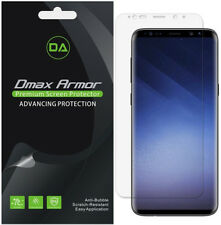 2x Dmax Armor Full Screen Coverage Clear Screen Protector for Samsung Galaxy S9