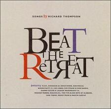 VARIOUS ARTISTS - BEAT THE RETREAT: SONGS BY RICHARD THOMPSON (NEW CD)