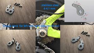 Torque Arm double Kit axle10x14mm heavy duty Dropout Amplifier E-bike Hub Motor