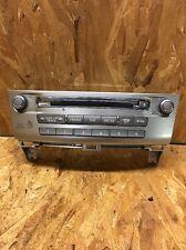 Infiniti QX60 JX35 2014 Radio Control Panel OEM 252913JA0A