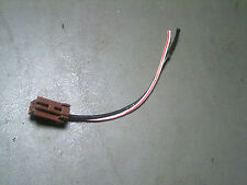 98 Honda Accord EX LH Front Door ON / Off Switch Pigtail - Wires - Connector