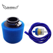 Fuel Hose 38mm Air Filter For 110cc 125cc ATC Pit Dirt Monkey Bike Taotao SSR