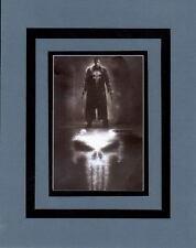 Thomas Jane PUNISHER MOVIE PROFESSIONALLY MATTED PRINT Marvel
