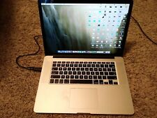 "MacBook Pro Core i7 2.3 GHz 15"" Retina (Mid 2012) 256GB SSD *READ*"