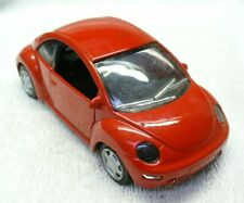 1999 SMART TOYS 1/39 Diecast Red Volkswagen Beatle-China